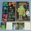 COLORFORMS TOY CREATE A GLOW IN THE DARK MONSTER CARTOON KIT 313