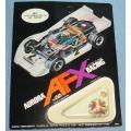 AURORA MoDEL MoToRING AFX HO SLOT CAR RACING MEAN GREEN ARMATURE 14T PINION 8867
